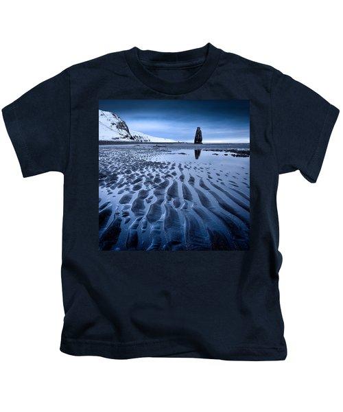 Hvitserkur, Iceland Kids T-Shirt