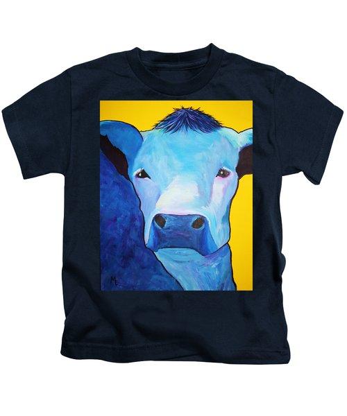 I Am So Blue Kids T-Shirt