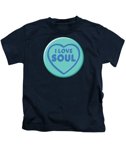 i Love Soul Kids T-Shirt