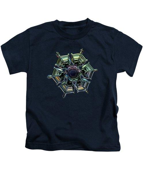 Ice Relief, Black Version Kids T-Shirt