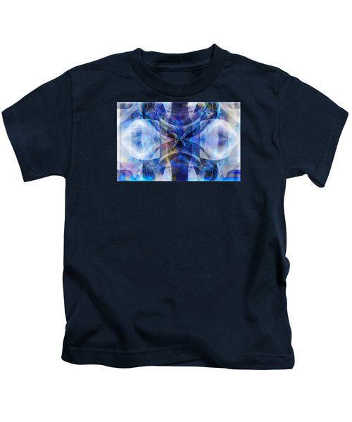Ice Structure Kids T-Shirt