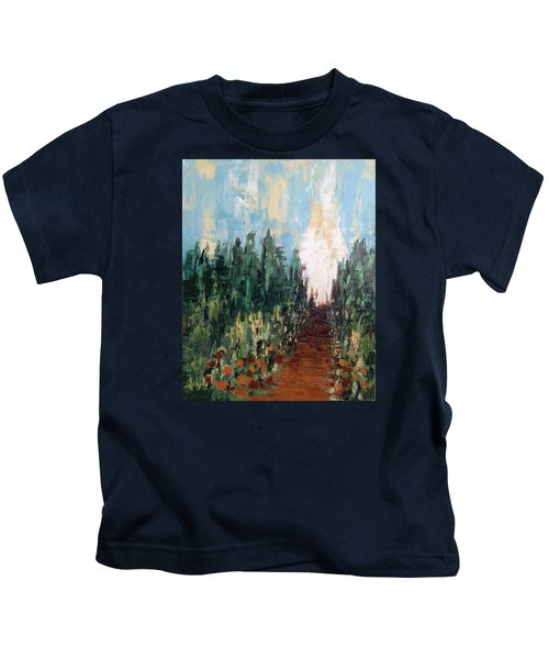 In The Garden Kids T-Shirt