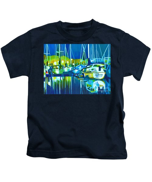 In The Moonlight Kids T-Shirt