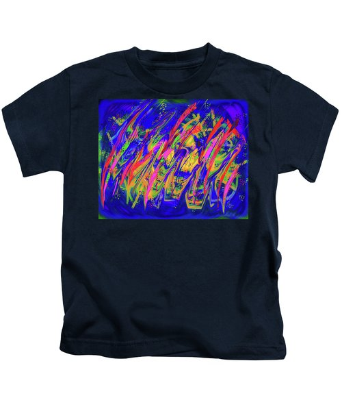 In The Weeds Kids T-Shirt