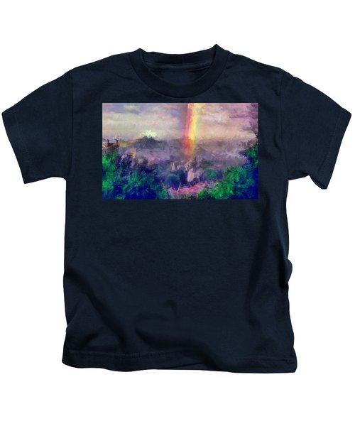 Irish Rainbow Kids T-Shirt