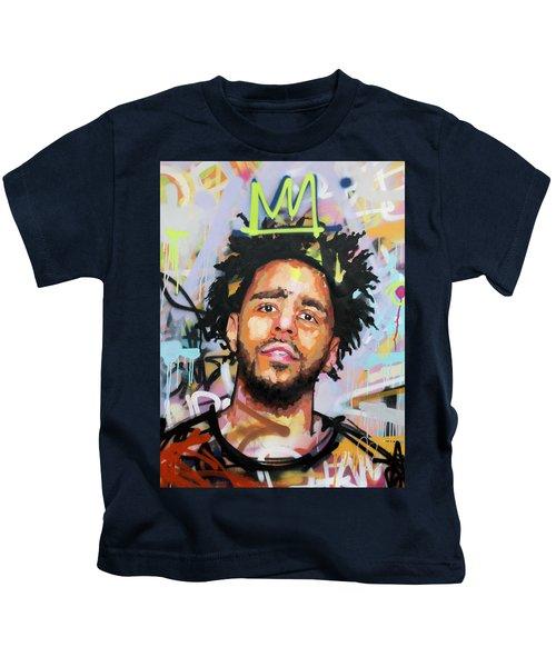 J Cole Kids T-Shirt by Richard Day