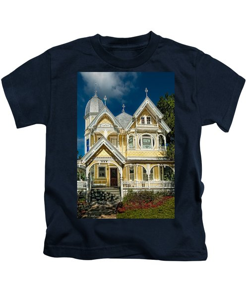 J. P. Donnelly House Kids T-Shirt