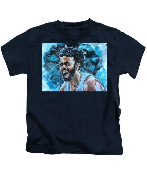 Joel Berry II Kids T-Shirt