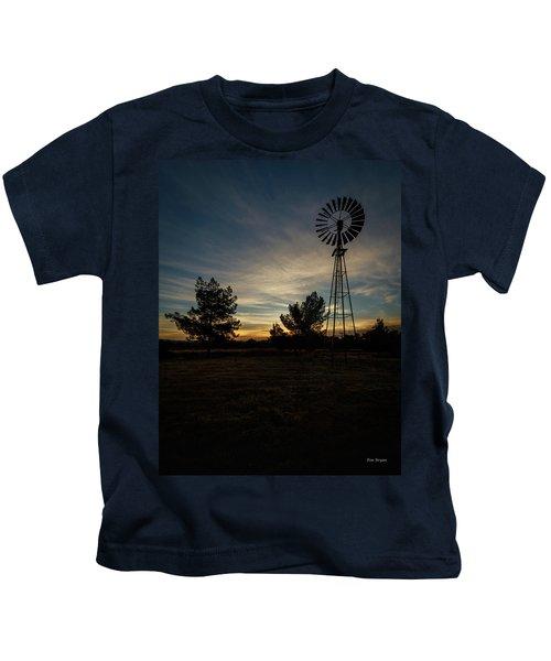 Just Before Sunrise Kids T-Shirt