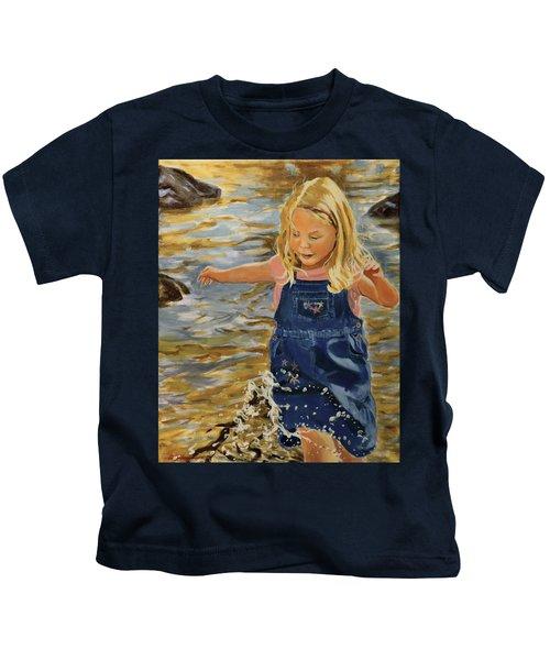 Kate Splashing Kids T-Shirt