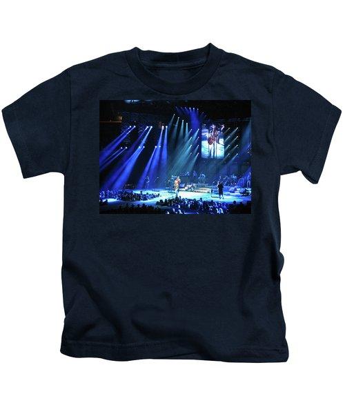 Kenny Chesney Again Kids T-Shirt