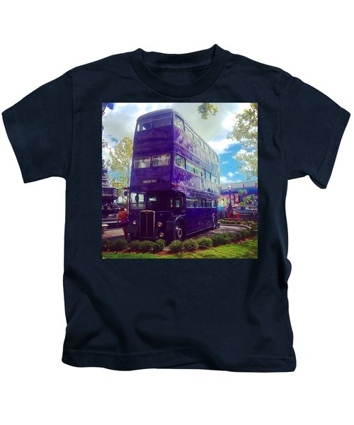The Knight Bus Kids T-Shirt