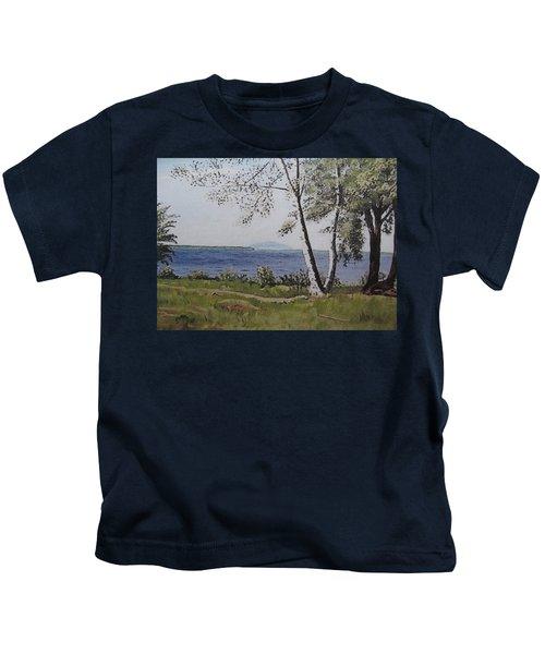 Lakeview Landing Kids T-Shirt