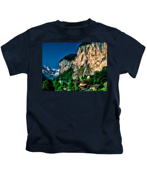 Lauterbrunnen Kids T-Shirt