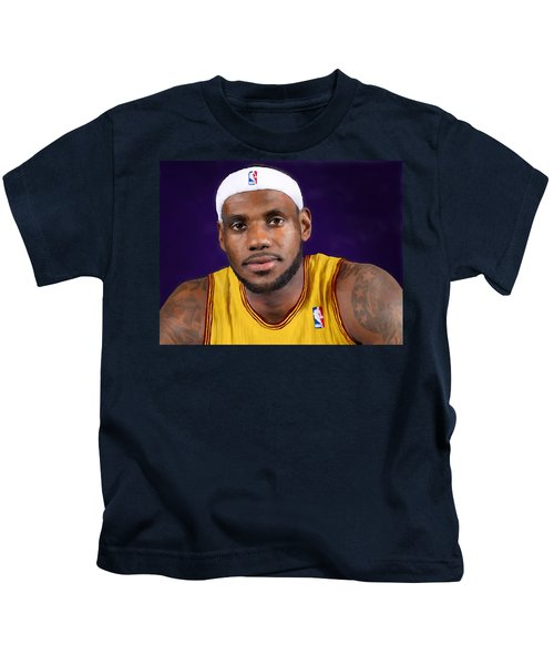 Lebron James Kids T-Shirt
