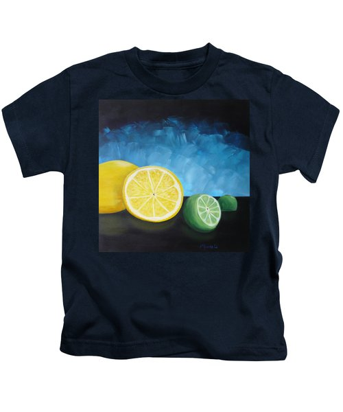 Lemon Lime Kids T-Shirt