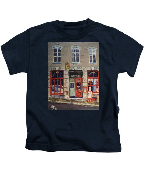 Lepetitcoinlatin Kids T-Shirt