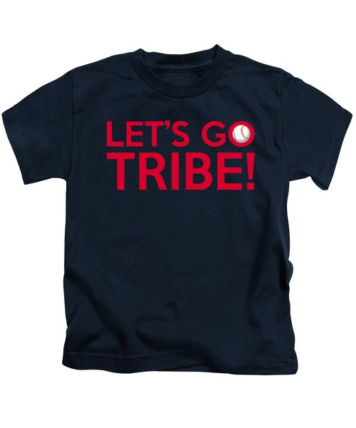 Let's Go Tribe Kids T-Shirt