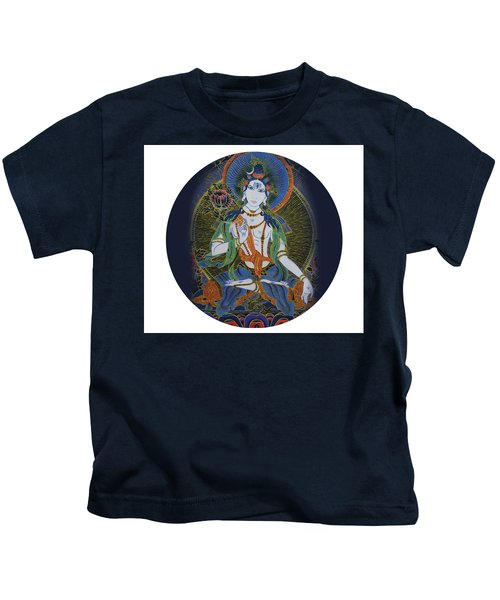 Light Giving Shiva  Kids T-Shirt