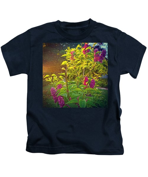 Lilac Tree Kids T-Shirt