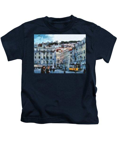 Lisbon Street Kids T-Shirt