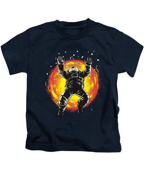 Lost In The Space Kids T-Shirt by Carbine