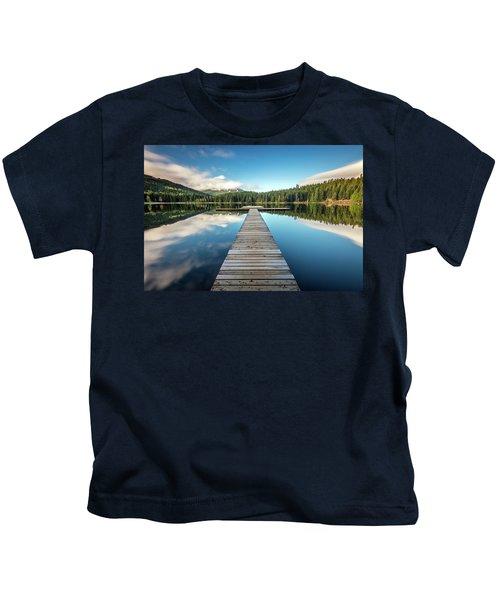 Lost Lake Dream Whistler Kids T-Shirt