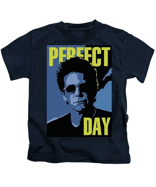 Lou Reed Kids T-Shirt