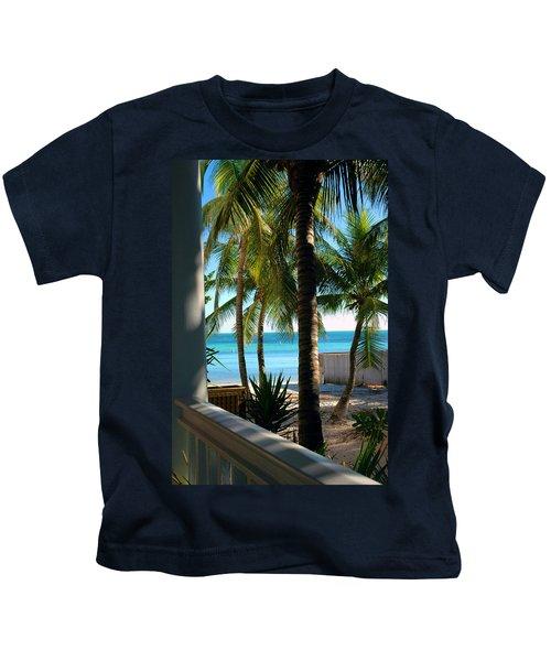 Louie's Backyard Kids T-Shirt
