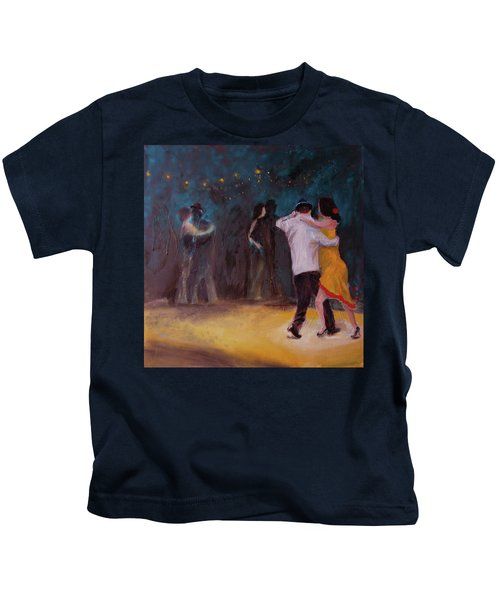 Love In The Spotlight Kids T-Shirt