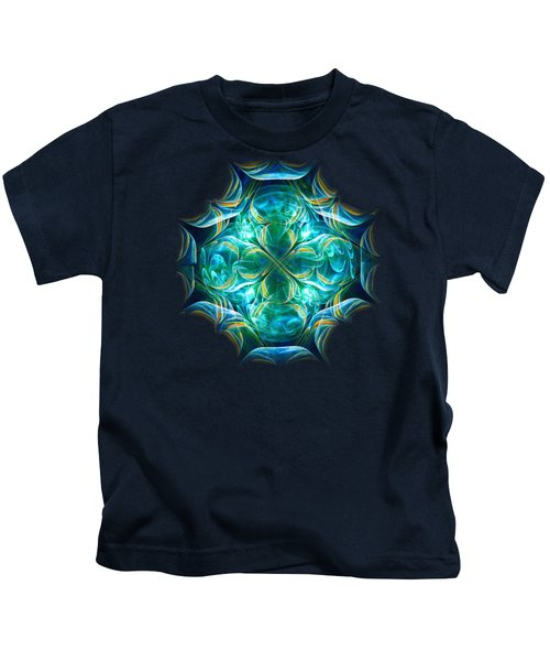 Magic Mark Kids T-Shirt by Anastasiya Malakhova