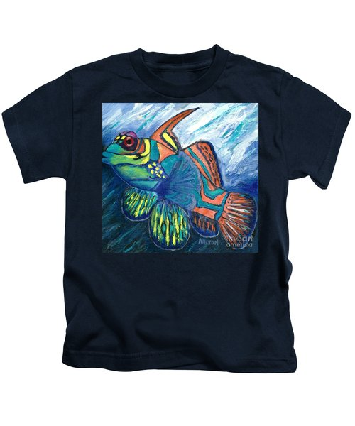 Mandarinfish Kids T-Shirt