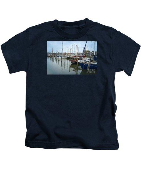 Marken Harbour Kids T-Shirt