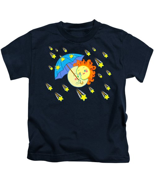 Meteor Shower Kids T-Shirt