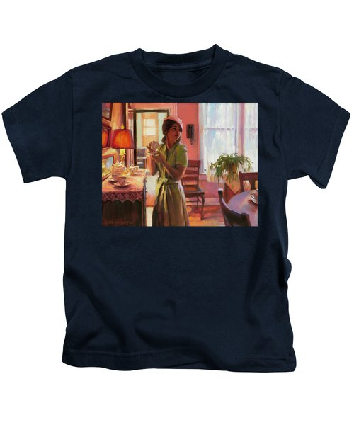 Midday Tea Kids T-Shirt