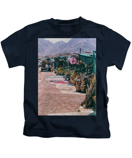 Middle-east Market Kids T-Shirt