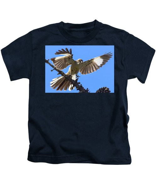 Mockingbird Sees Me I Kids T-Shirt