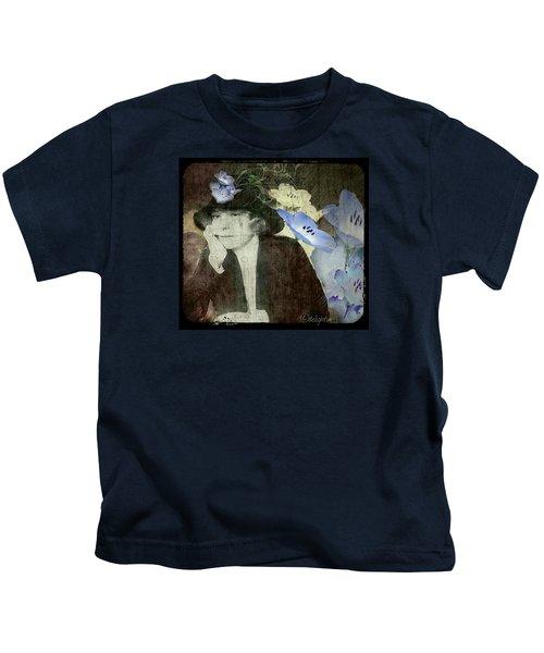 Morning Glories Kids T-Shirt