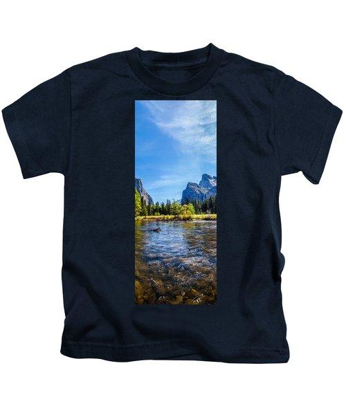 Morning Inspirations 2 Of 3 Kids T-Shirt