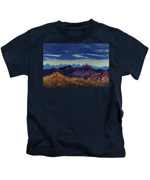 Mountain Shadow Kids T-Shirt