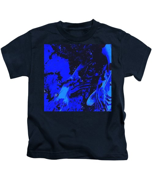 Movements In Silence  Kids T-Shirt