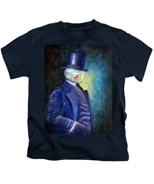 Mssr. Fishhead Kids T-Shirt