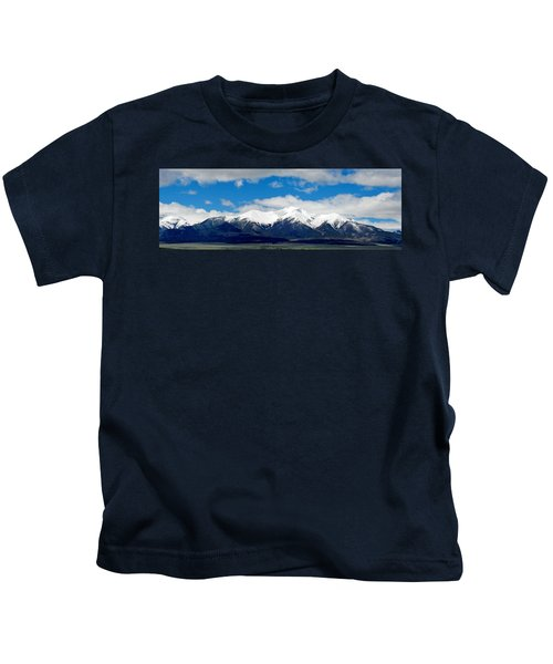 Mt. Princeton Colorado Kids T-Shirt