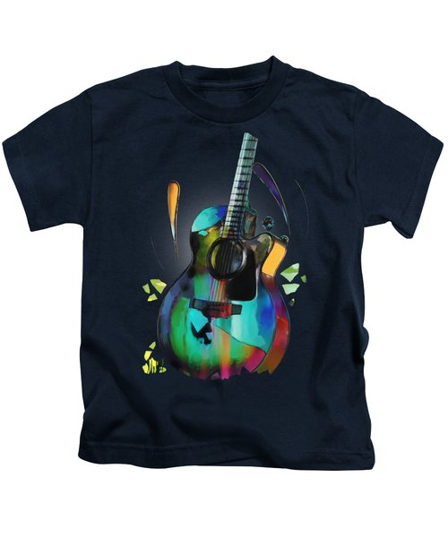 Music In Colour Kids T-Shirt