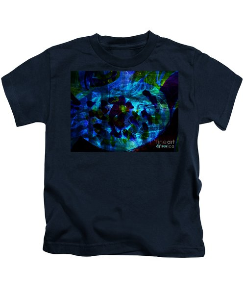 Mystic Creatures Of The Sea Kids T-Shirt