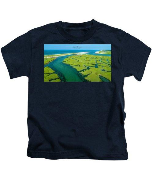 Nature Kayaking Kids T-Shirt
