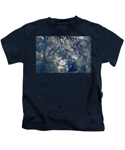 Needles N Droplets Kids T-Shirt