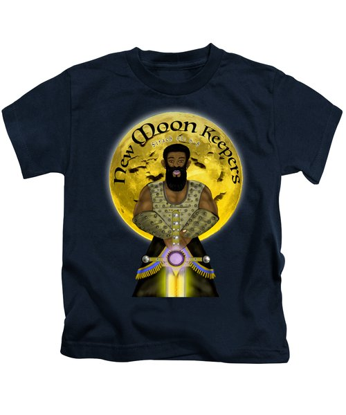 New Moon Keepers Kids T-Shirt