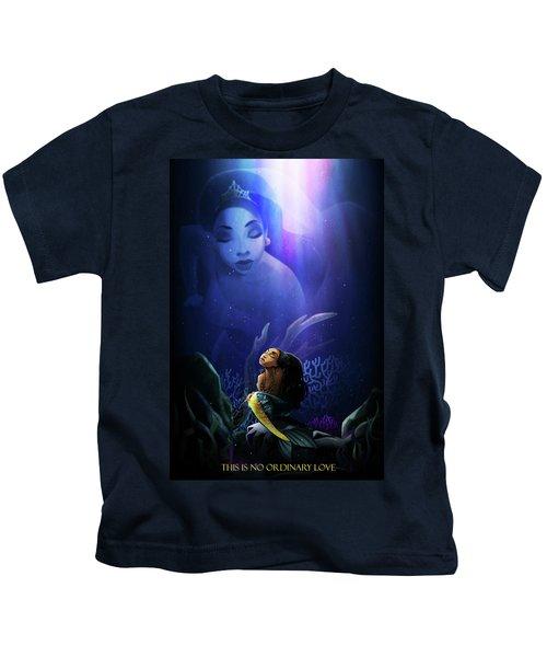 No Ordinary Love Kids T-Shirt
