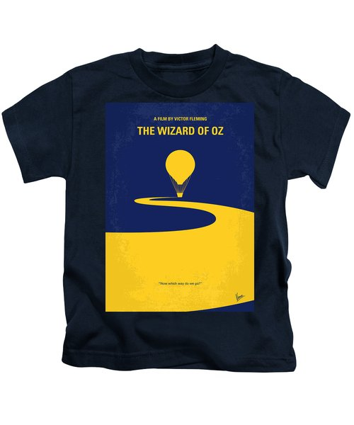 No177 My Wizard Of Oz Minimal Movie Poster Kids T-Shirt